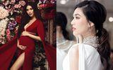 """Loạt hình ảnh giúp Lan Khuê được ca ngợi là """"bà bầu đẹp nhất showbiz Việt"""""""