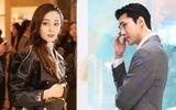 Nhan sắc đỉnh cao của Địch Lệ Nhiệt Ba và Oh Sehun trong sự kiện Louis Vuitton