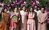 Hé lộ tiệc cưới 700 khách là giới thượng lưu của đại gia Ấn Độ ở Đà Nẵng