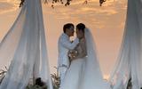 """Video: Ông Cao Thắng bật khóc hôn Đông Nhi, nghẹn ngào nói """"anh yêu em"""""""