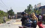 Hải Phòng: Va chạm với ô tô tải, hai thanh niên tử vong sau khi dự tiệc cưới