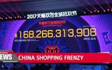Tổng doanh thu ngày 11/11 của Alibaba đạt 38 tỷ USD