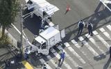 Ô tô tải lao vào nhóm trẻ mẫu giáo trên đường tại Nhật Bản, nhiều người bị thương