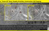 Tin thế giới - Hình ảnh vệ tinh hé lộ việc nâng cấp căn cứ quân sự của Iran dọc biên giới Iraq-Syria