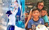 Giải trí - Trương Bá Chi khoe ảnh cận mặt con trai út sau thời gian giấu kín
