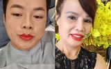 """Cộng đồng mạng - Cô dâu 62 tuổi """"chơi lớn"""" rủ chồng 26 tuổi cùng đi xăm môi đỏ chót"""