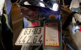 Tin trong nước - Tìm kiếm  người đàn ông nghi nhảy cầu Rạch Miễu tự tử để lại xe máy cùng chai thuốc trừ sâu