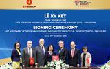 Truyền thông - Thương hiệu - Vingroup tài trợ 5 triệu đô la Singapore cấp học bổng cho thạc sĩ, tiến sĩ người Việt tại ĐH Công nghệ NanYang