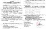 """Sơn Dương (Tuyên Quang): Kịch bản """"trúng thầu sát giá"""" liên tục diễn ra"""