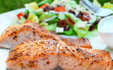 Ăn - Chơi - Cá hồi làm ruốc mãi cũng chán, đổi vị với cách chế biến mới đảm bảo ăn hoài không chán