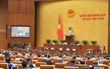 Hôm nay (22/11), Quốc hội tiến hành công tác nhân sự