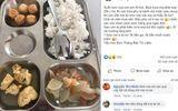 Cộng đồng mạng - Phụ huynh trường Tiểu học Đức Thắng bức xúc vì suất ăn 20.000 đồng chỉ có đậu phụ, cá viên