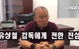Thể thao - Tin tức thể thao mới nóng nhất ngày 22/11/2019: HLV Park Hang-seo xúc động chia sẻ về học trò cũ bị ung thư
