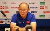 HLV Park Hang-seo nói gì trong buổi họp báo đầu tiên tại SEA Games 30?