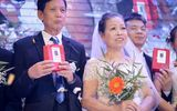 Xúc động trước hình ảnh những cô dâu đặc biệt mặc áo cưới