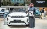 """""""Xế sang"""" Range Rover Evoque giành giải thưởng chiếc xe được yêu thích nhất"""