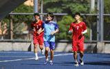 Tình hình chấn thương của Trọng Hùng, Tấn Sinh trước trận gặp U22 Lào