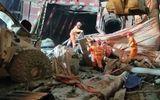 Kinh hoàng sập hầm cao tốc đang xây ở Trung Quốc, ít nhất 6 người chết