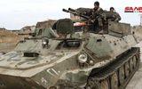 Quân đội Syria tấn công dồn dập, tiêu diệt phiến quân tại Idlib, giành lại hoàng loạt khu vực