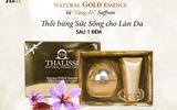 Kem dưỡng chiết xuất nhụy hoa nghệ tây Natural Gold Essence - Bí kíp tái tạo làn da thanh xuân