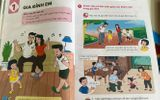 Cận cảnh những trang đầu tiên trong bộ sách giáo khoa mới