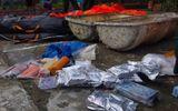Thừa Thiên Huế: Ngư dân phát hiện vật thể lạ trên biển nghi liên quan đến ma túy trôi dạt