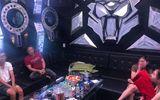 """Đồng Nai: Phát hiện 19 nam thanh nữ tú """"phê"""" ma túy trong quán karaoke"""