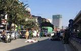 Tin trong nước - Hà Nội: Va chạm với xe tải, đôi nam nữ đi xe máy tử vong thương tâm