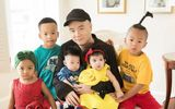 """Chuyện làng sao - NTK Đỗ Mạnh Cường: """"Ông bố dị nhân"""" kể chuyện bỉm sữa và áp lực khi nuôi 6 đứa con"""