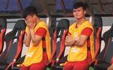 Bóng đá - Giọt nước mắt của Quang Hải trên băng ghế dự bị khi đội nhà bị dẫn trước