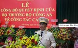 Tin trong nước - Đắk Nông có tân Giám đốc Công an