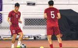 Video: Các cầu thủ Việt Nam khởi động trước trận gặp U22 Campuchia