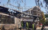 Tin trong nước - Vụ cháy 4 người tử vong ở Vĩnh Phúc: Nạn nhân là những người trẻ tuổi