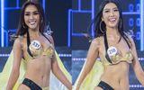Tin tức giải trí - Mãn nhãn với màn trình diễn bikini nóng bỏng của Top 15 Hoa hậu Hoàn vũ Việt Nam 2019