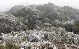 Tin trong nước - Tin tức dự báo thời tiết mới nhất hôm nay 8/12/2019: Miền Bắc trời rét, nhiều nơi xuất hiện băng giá