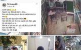 """Tin trong nước - Triệu tập cô gái 9x tung tin đồn người ăn xin mặt đen xuất hiện tại Cà Mau để """"câu like"""""""