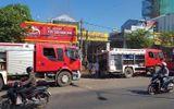 An ninh - Hình sự - Nghi khách thuê phòng đốt nhà nghỉ rồi bỏ chạy ở Bình Phước