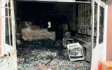 Tin trong nước - Đà Nẵng: Cháy tiệm giặt là, người đàn ông Hàn Quốc nhảy từ tầng 2 xuống bị thương