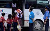 Tin trong nước - Hà Nội: Hàng loạt xe đưa đón học sinh vi phạm bị xử phạt