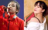 """Cộng đồng mạng - """"Ngẩn ngơ"""" trước vẻ đẹp tựa hot girl của cô gái cử tạ Việt làm náo loạn Sea Games 30"""