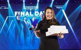 Truyền thông - Thương hiệu - Giải pháp phát triển dòng sản phẩm protein bền vững chiến thắng thuyết phục tại chung kết Blue Venture Award 2019