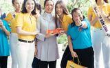 Tài chính - Doanh nghiệp - Nam A Bank đồng hành cùng Tân Hoa hậu Hoàn vũ Việt Nam 2019 trao quà cho trẻ em tại mái ấm hy vọng