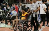 Bóng đá - Bất ngờ kết quả kiểm tra của cầu thủ Evan Dimas tuyển U22 Indonesia sau va chạm với Đoàn Văn Hậu