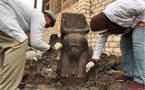 Tin thế giới - Ai Cập phát hiện tượng bán thân cực hiếm của Pharaoh Ramesses II
