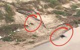 Phát hiện thi thể 2 cha con ở chân cầu Ngọc Tháp