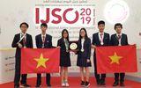 Giáo dục pháp luật - Việt Nam giành 3 huy chương vàng Olympic khoa học trẻ quốc tế