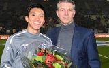 Văn Hậu được SC Heerenveen vinh danh sau chiến tích SEA Games trước hàng chục nghìn khán giả