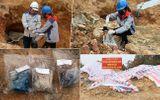 Vụ hóa chất chôn trái phép ở Sóc Sơn: Công an vào cuộc kiểm tra Hợp tác xã Môi trường xanh