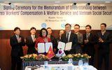 Y tế sức khỏe - BHXH Việt Nam ký kết Bản ghi nhớ hợp tác với cơ quan Phúc lợi và đền bù cho người lao động Hàn Quốc giai đoạn 2020-2025