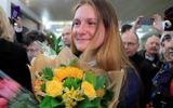 """Nữ """"điệp viên"""" Nga bị Mỹ trục xuất được mời làm việc tại đài truyền hình"""
